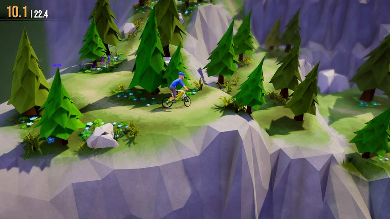 Lonely Mountains: Downhill screenshot 21880