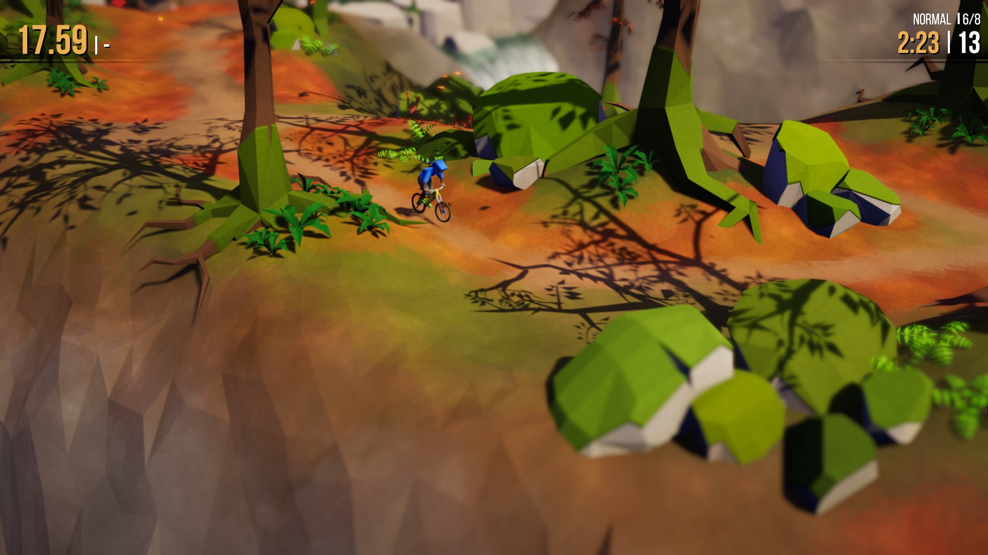 Lonely Mountains: Downhill screenshot 21882
