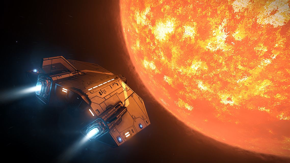 Elite: Dangerous screenshot 3767