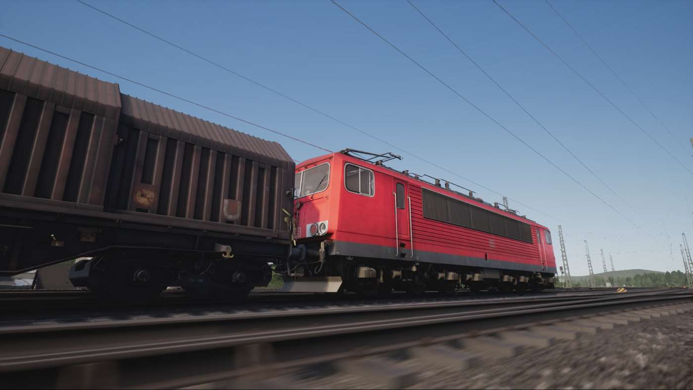 Train Sim World: DB BR 155 Loco screenshot 20304