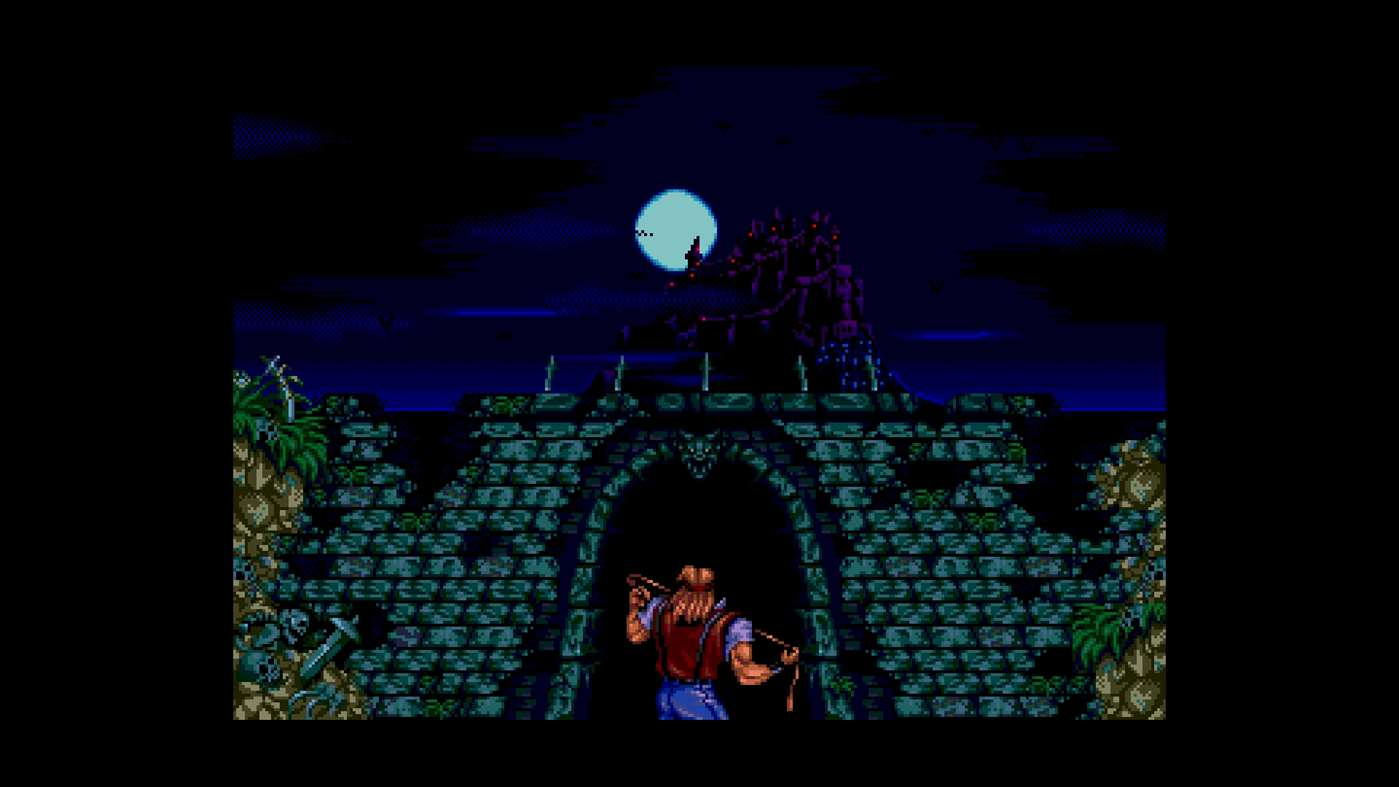 Castlevania Anniversary Collection screenshot 20399