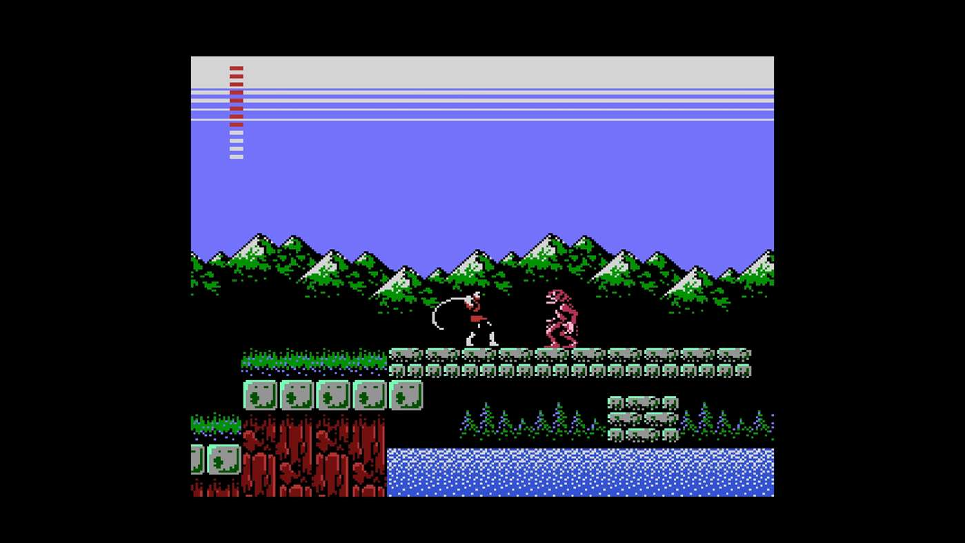 Castlevania Anniversary Collection screenshot 20403