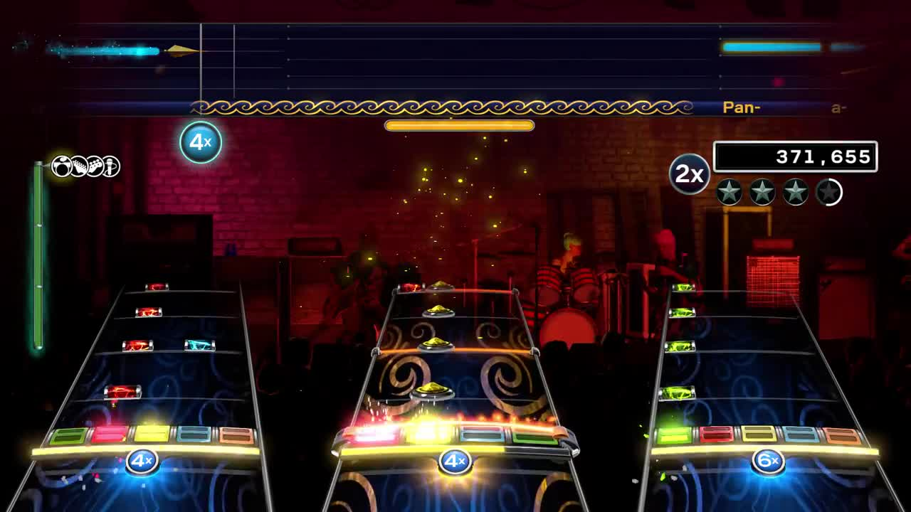 Rock Band 4 screenshot 4237