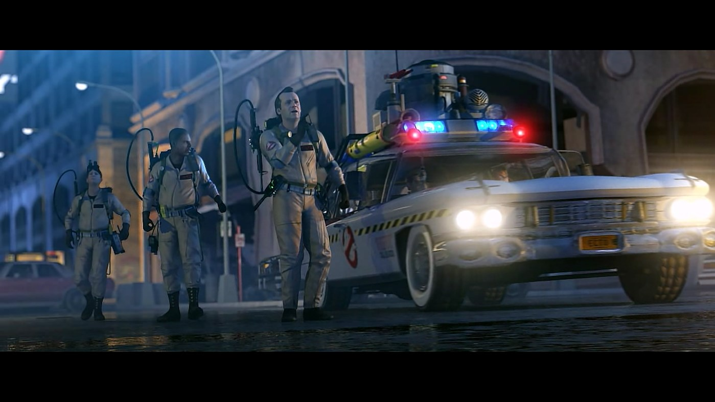 Ghostbusters: The Video Game Remastered screenshot 21996