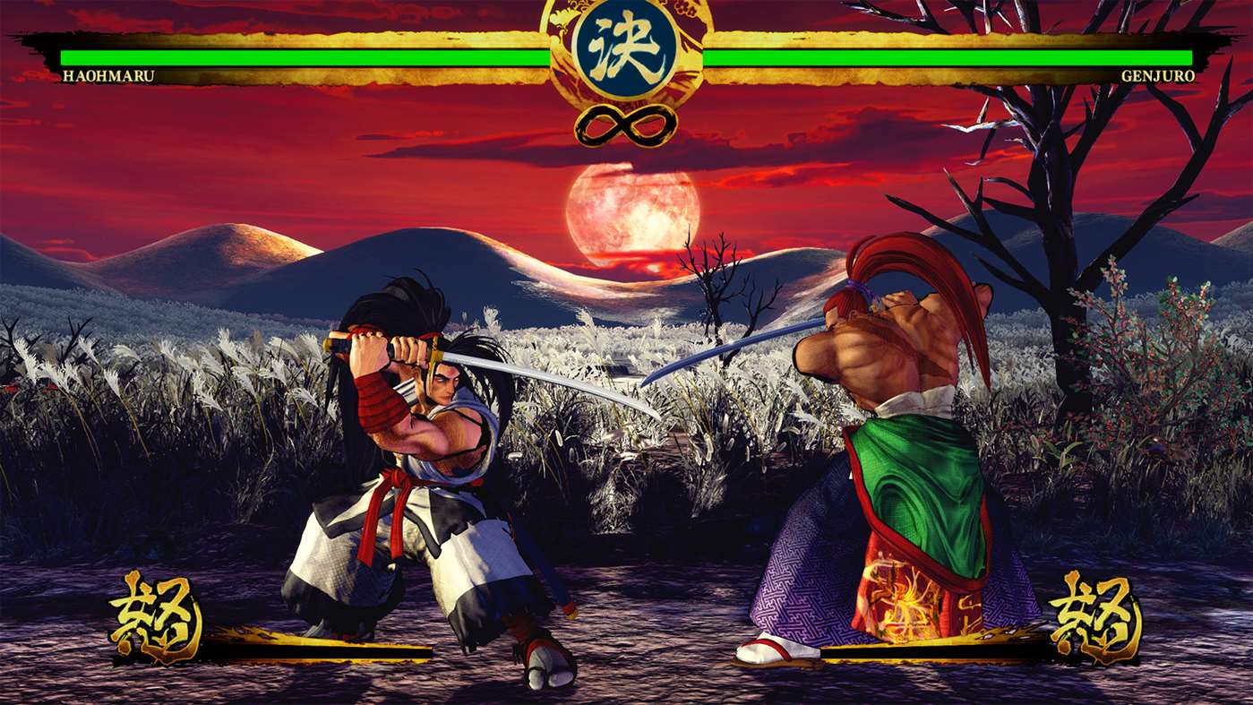 SAMURAI SHODOWN screenshot 21066