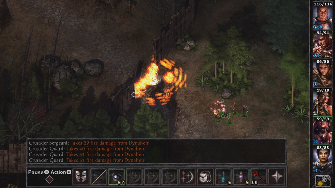Baldur's Gate II: Enhanced Edition screenshot 23072
