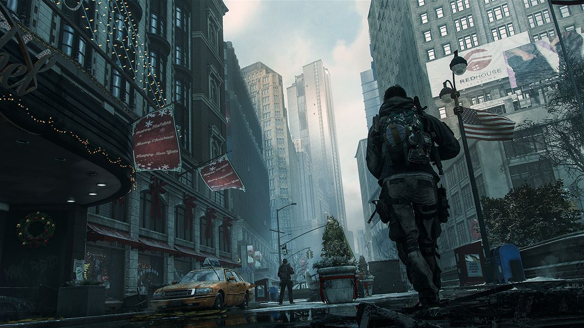 Tom Clancy's The Division screenshot 5635