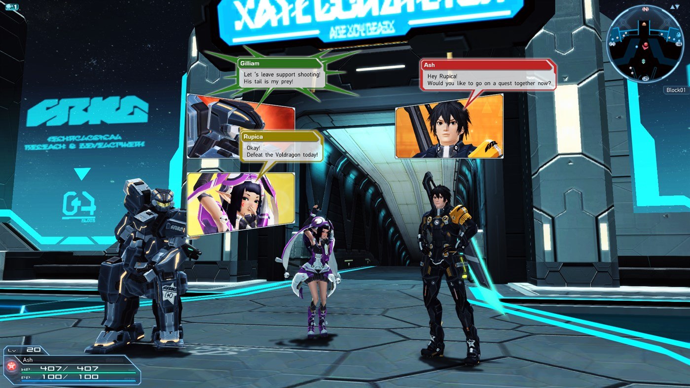 Phantasy Star Online 2 screenshot 25680