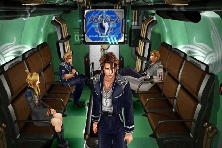 FINAL FANTASY VIII Remastered Screenshots Image #21013 - XboxOne ...