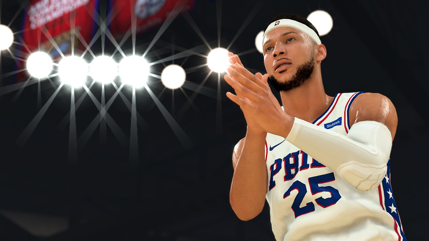 NBA 2K20 screenshot 22521