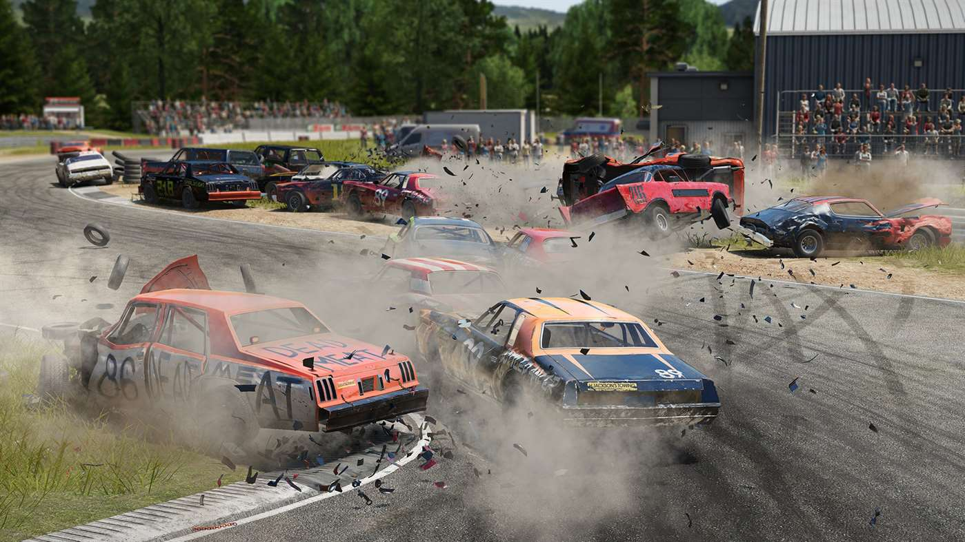 Wreckfest screenshot 21194