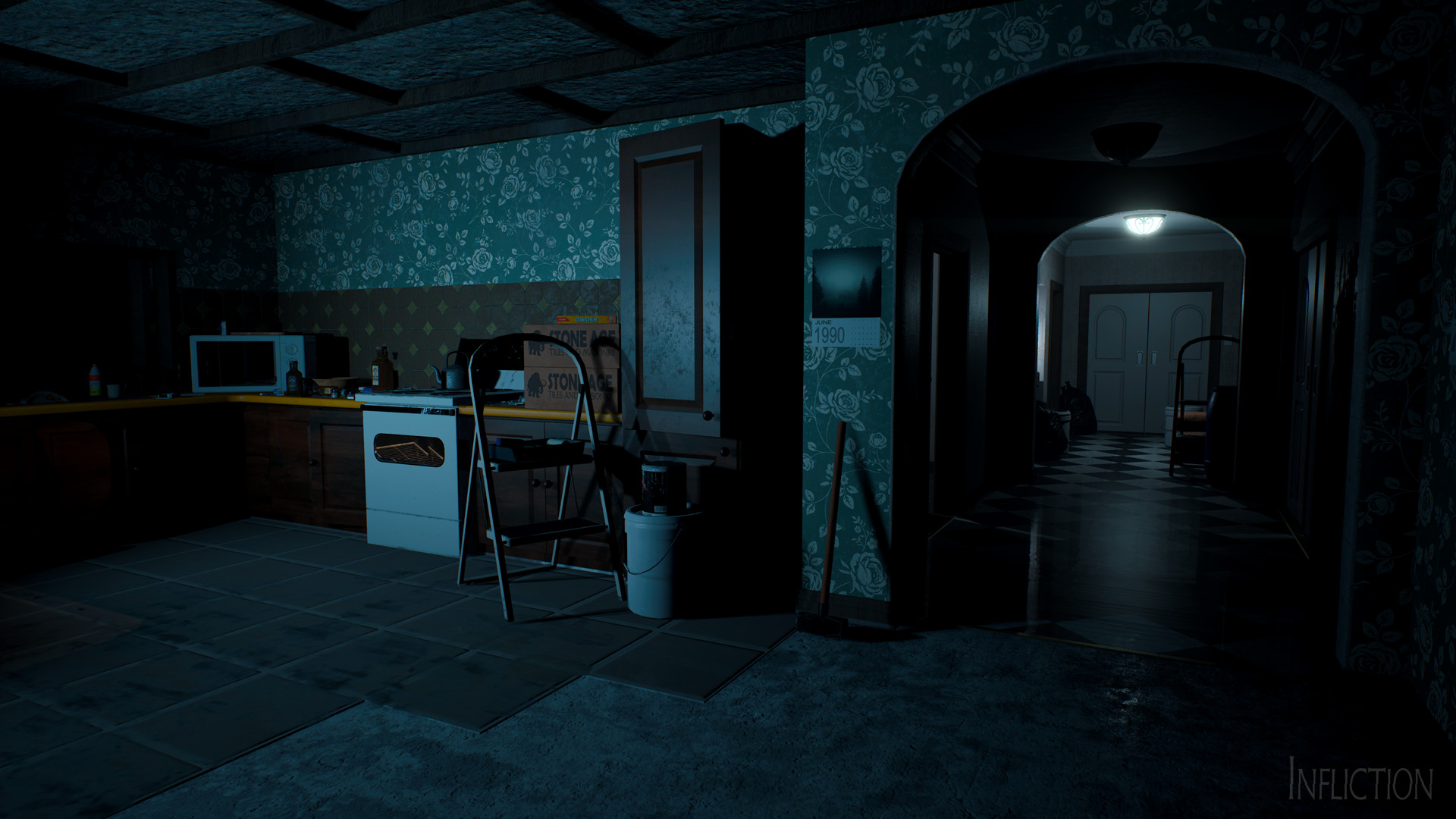 Infliction: Extended Cut screenshot 21876