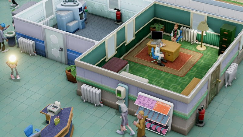 Two Point Hospital screenshot 21422