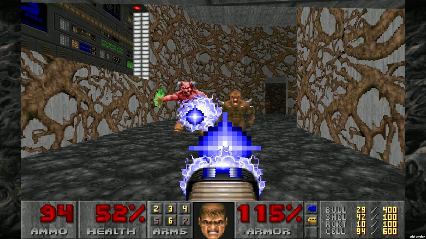 DOOM (1993) screenshot 21466