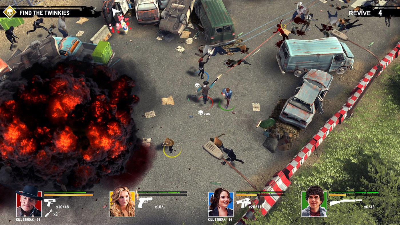 Zombieland: Double Tap Road Trip screenshot 22534