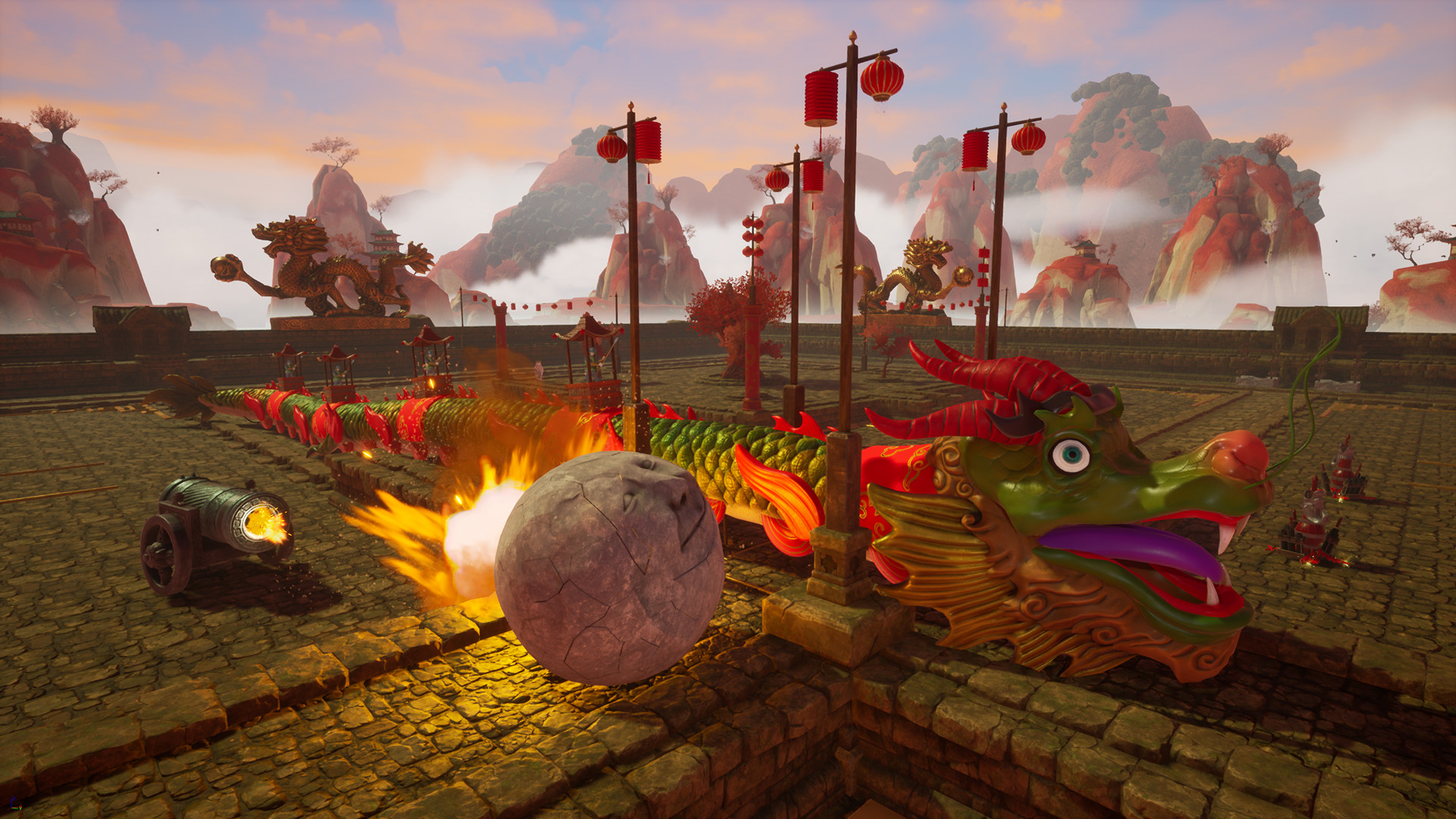Rock of Ages III: Make & Break screenshot 21937