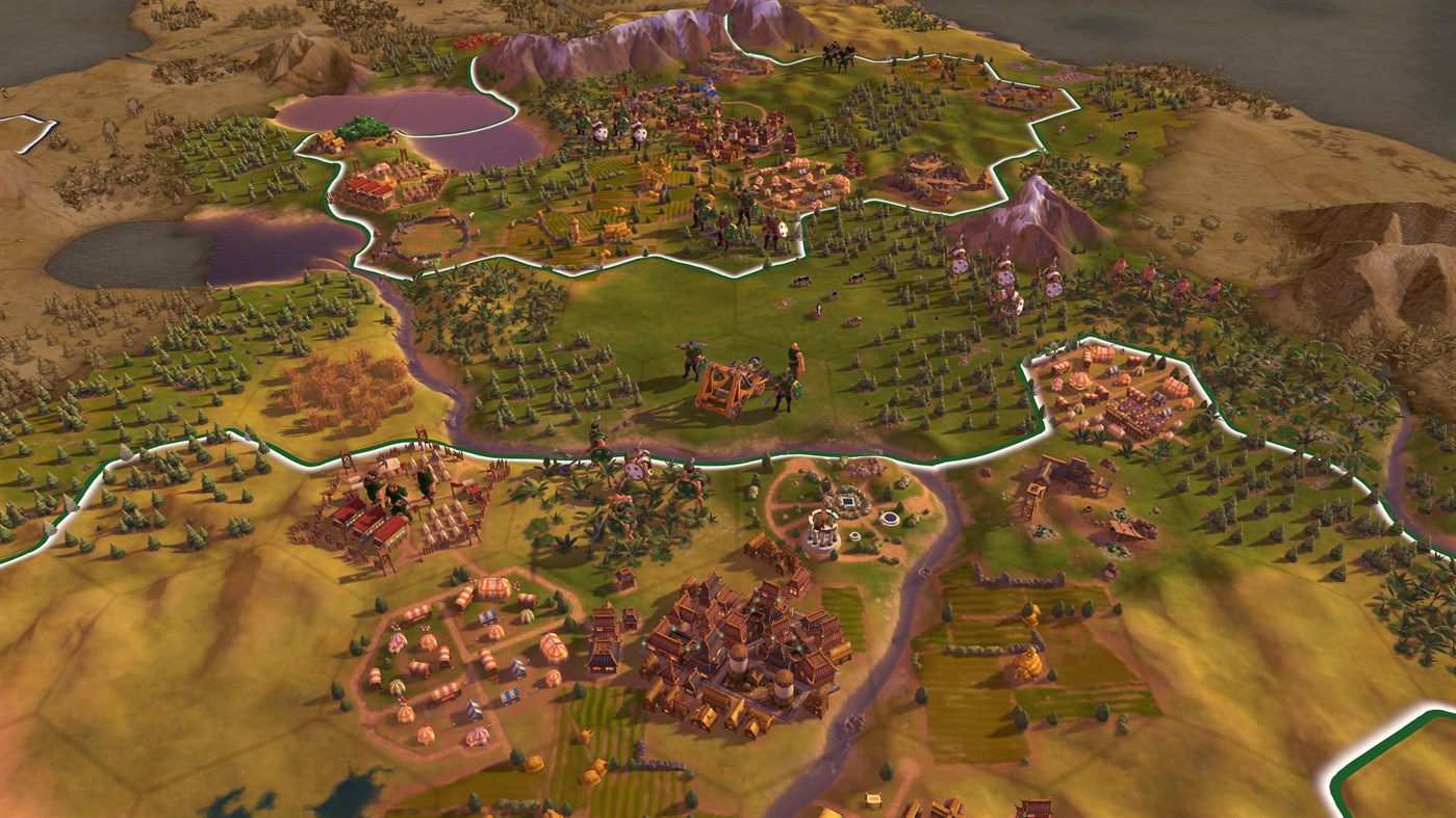 Sid Meier's Civilization VI screenshot 22679