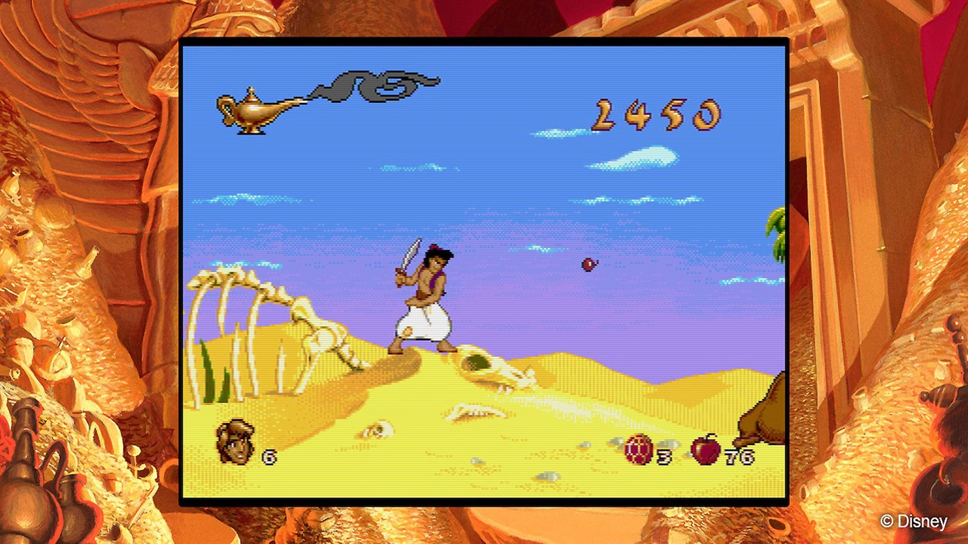 Disney Classic Games: Aladdin and The Lion King screenshot 23172