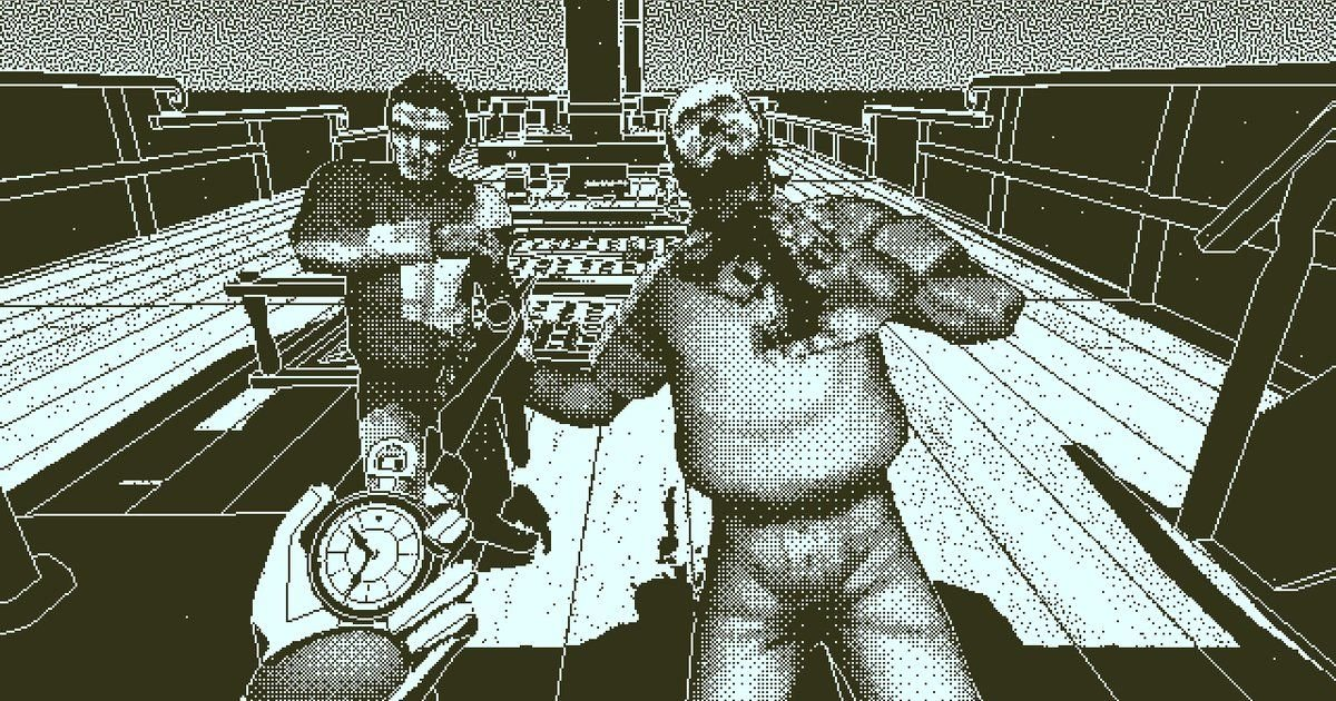Return of the Obra Dinn screenshot 23046
