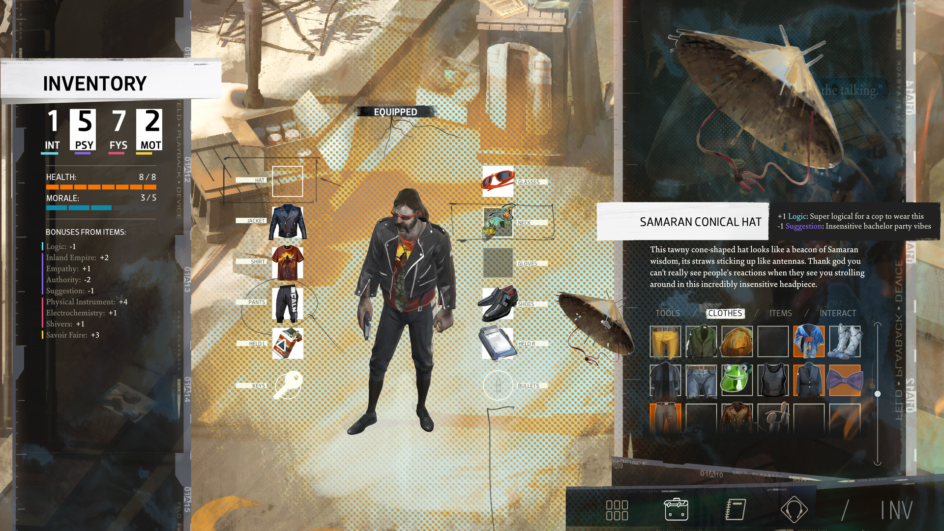 Disco Elysium screenshot 24366