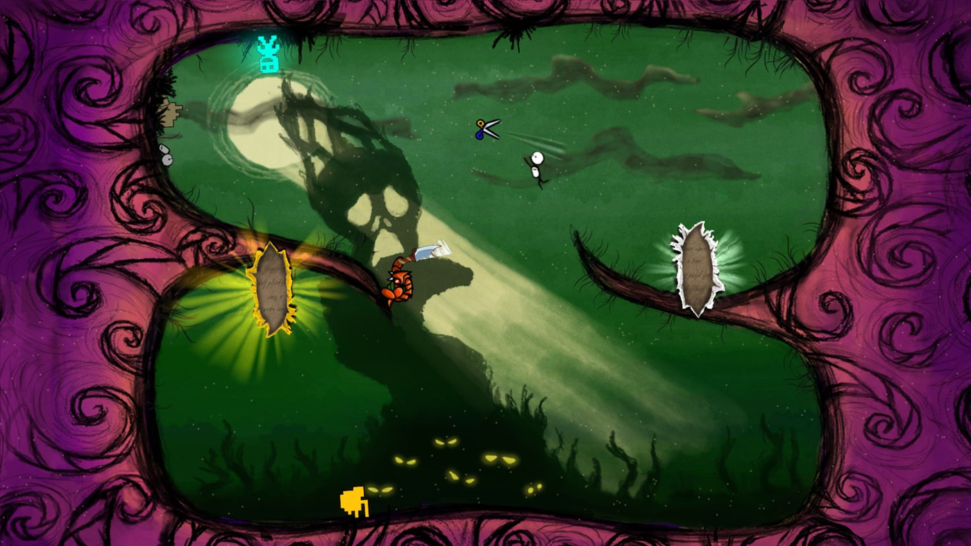 Paperbound Brawlers screenshot 24472