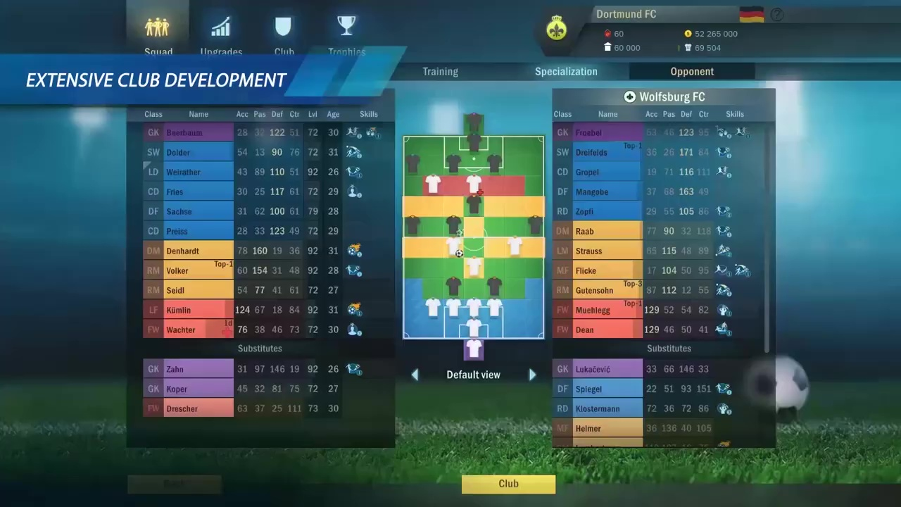 Football, Tactics & Glory screenshot 24489