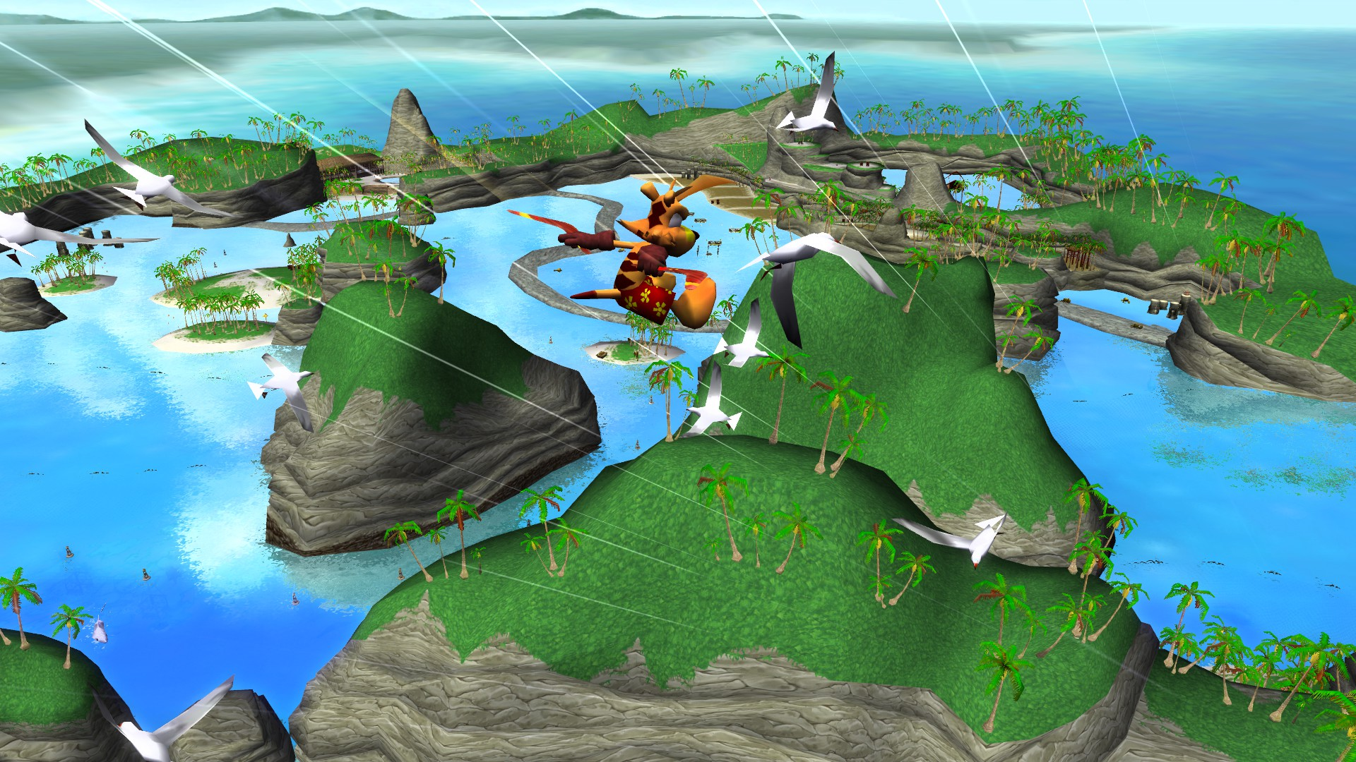 TY the Tasmanian Tiger HD screenshot 24875