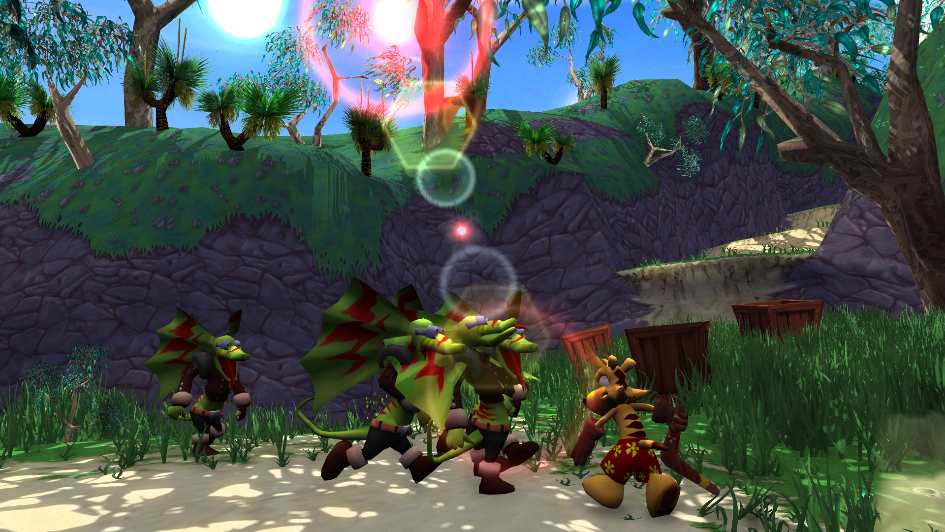TY the Tasmanian Tiger HD screenshot 24881