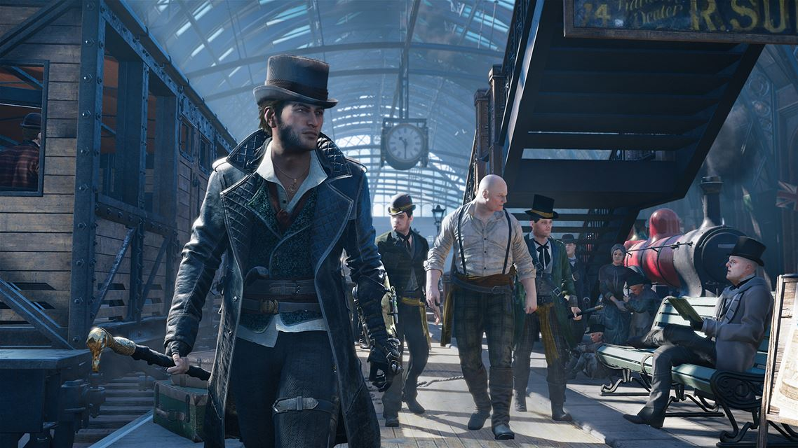 Assassin's Creed Syndicate screenshot 4981