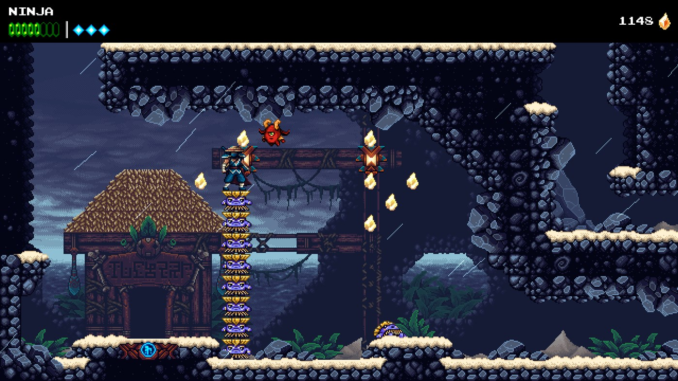 The Messenger - Picnic Panic screenshot 25111