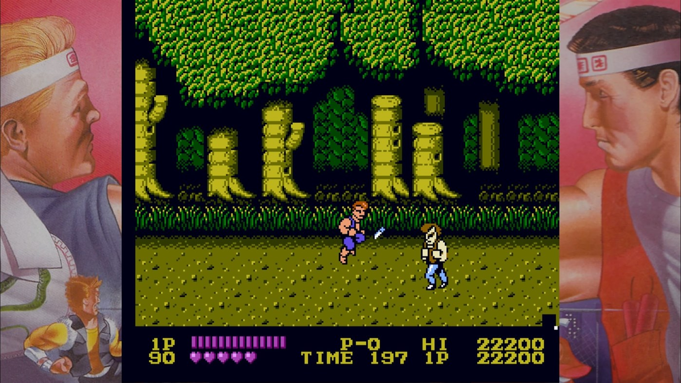 Double Dragon screenshot 25213