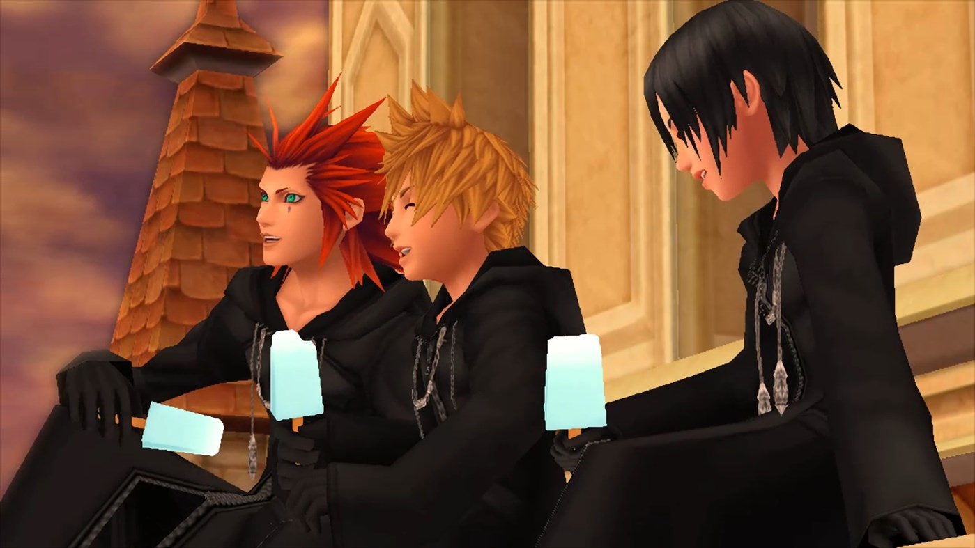 Kingdom Hearts HD 1.5 + 2.5 Remix screenshot 25265