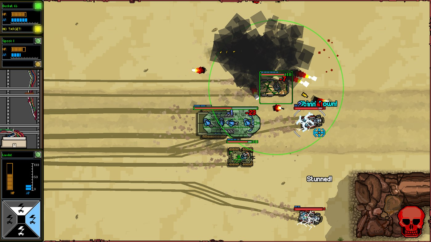Convoy: A Tactical Roguelike screenshot 26492