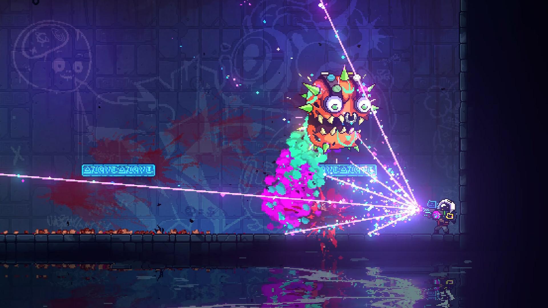 Neon Abyss Screenshots Image 26598 Xboxone Hq Com