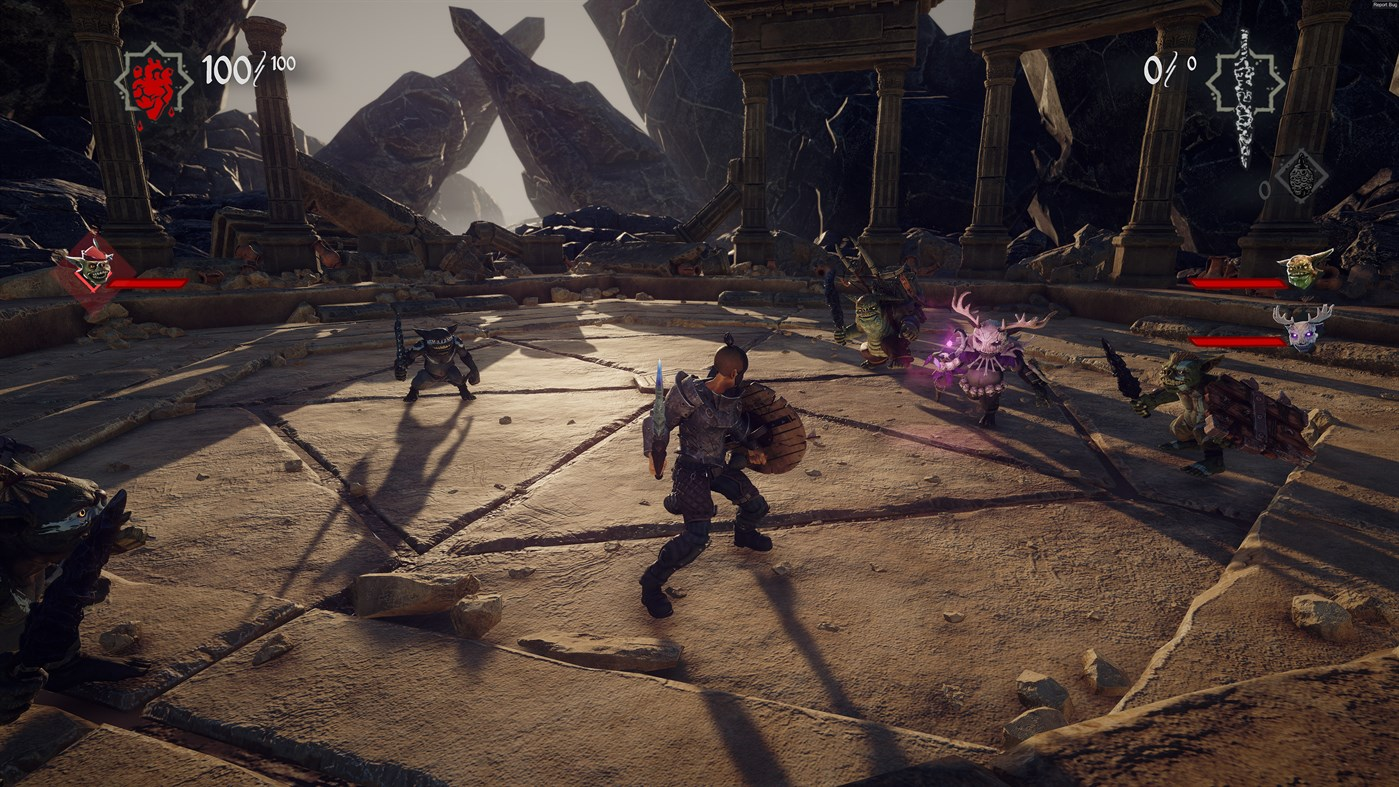 Hand of Fate 2 - Outlanders and Outsiders screenshot 27249