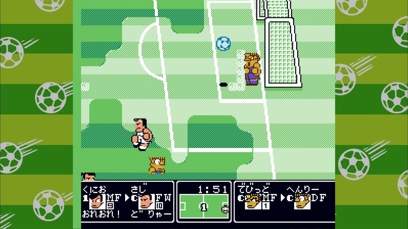 Kunio-kun's Nekketsu Soccer League screenshot 27431