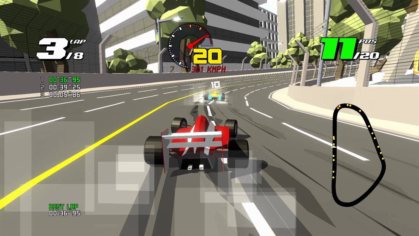 Formula Retro Racing screenshot 27686