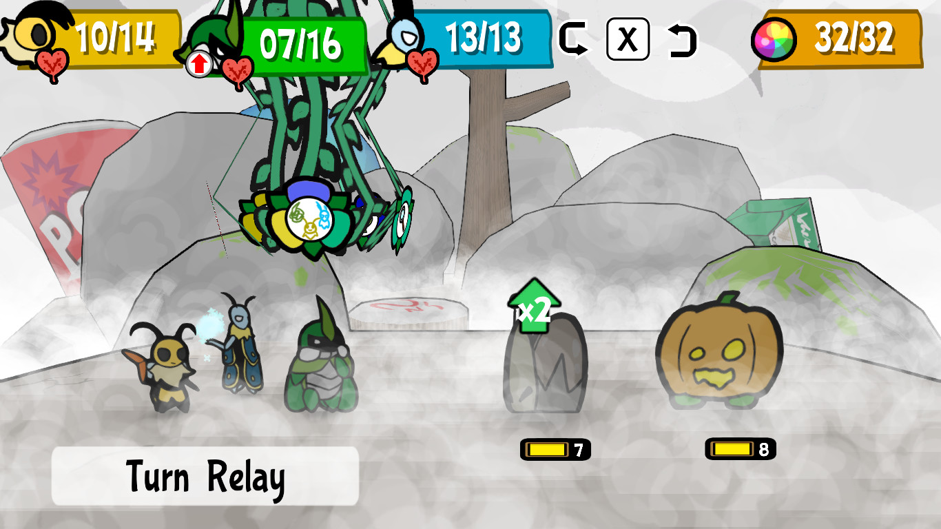 Bug Fables: The Everlasting Sapling screenshot 27951
