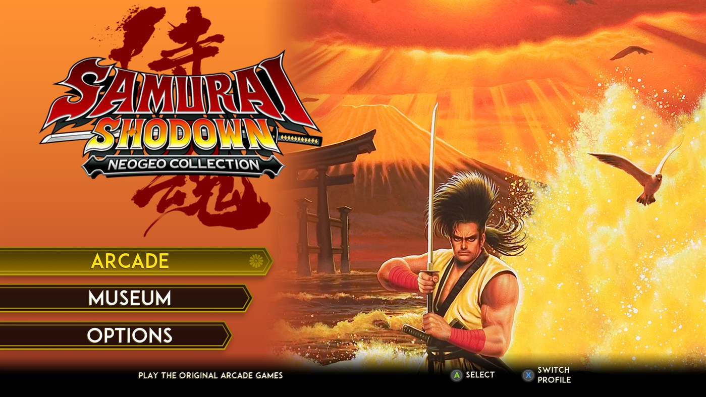 Samurai Shodown NeoGeo Collection screenshot 28956