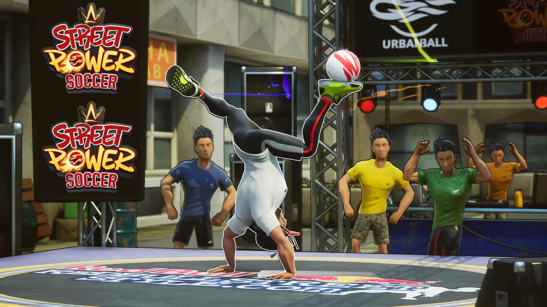 Street Power Soccer screenshot 28257