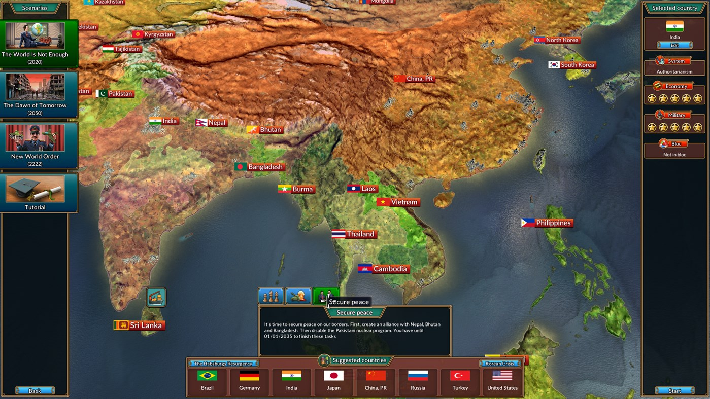 Realpolitiks New Power screenshot 28276