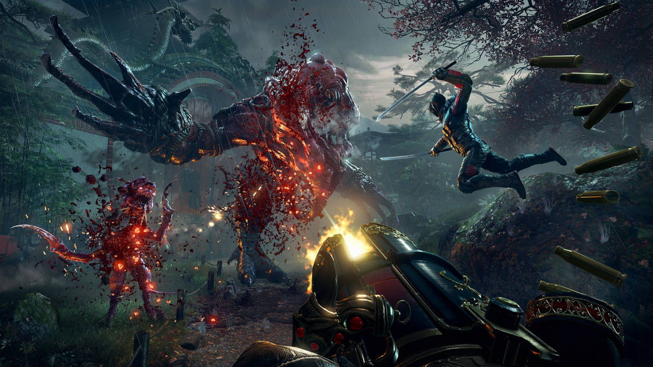 Shadow Warrior 2 screenshot 3467