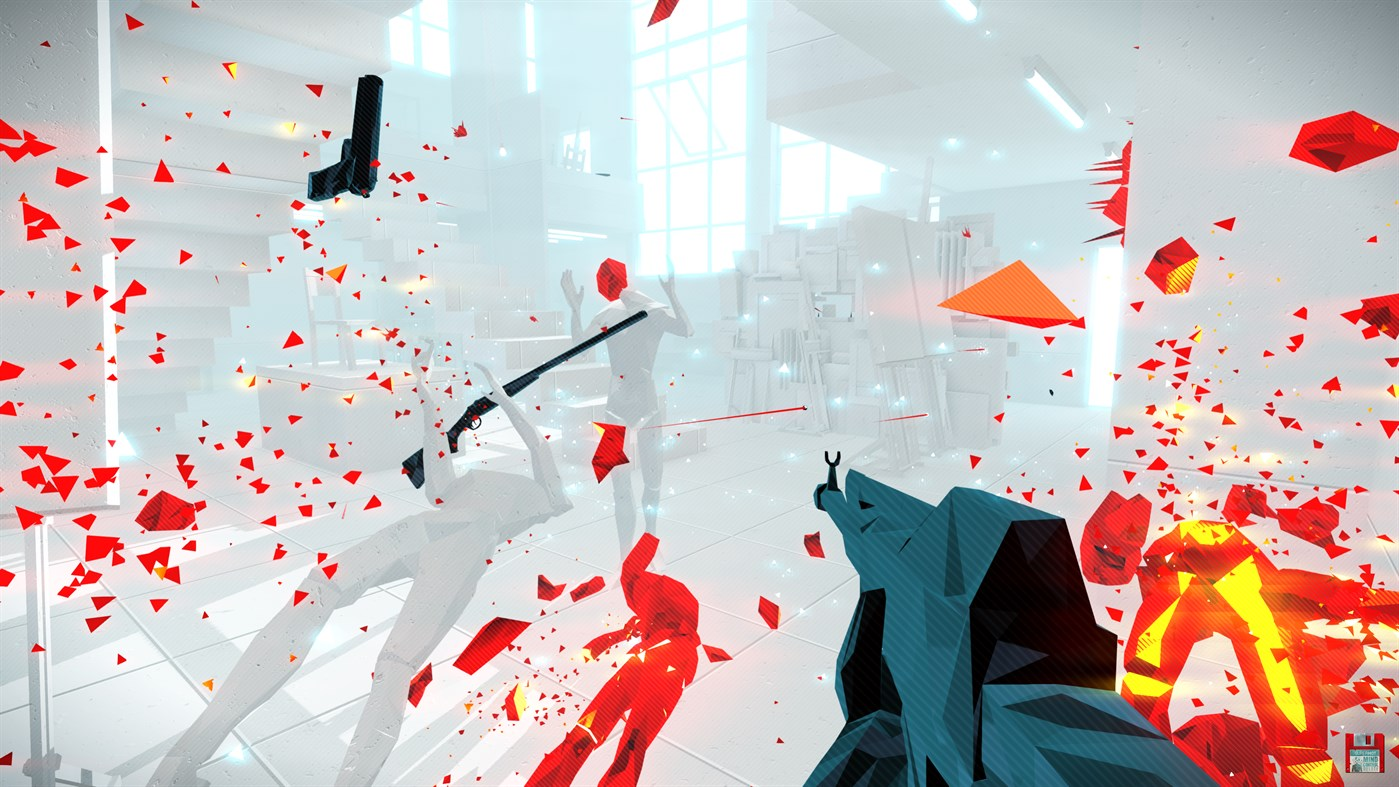 Superhot: Mind Control Delete screenshot 28297