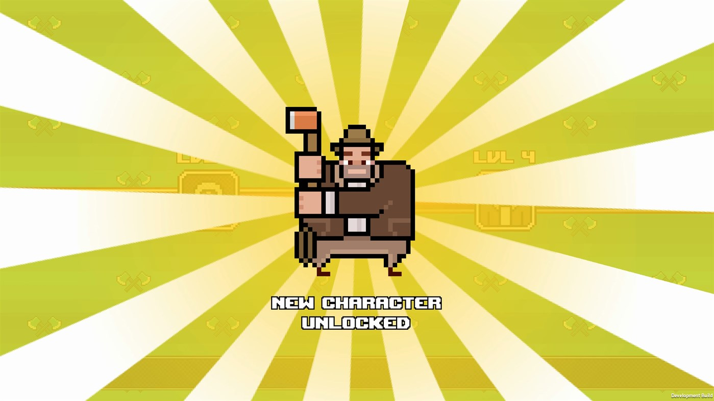 Timberman VS screenshot 28385