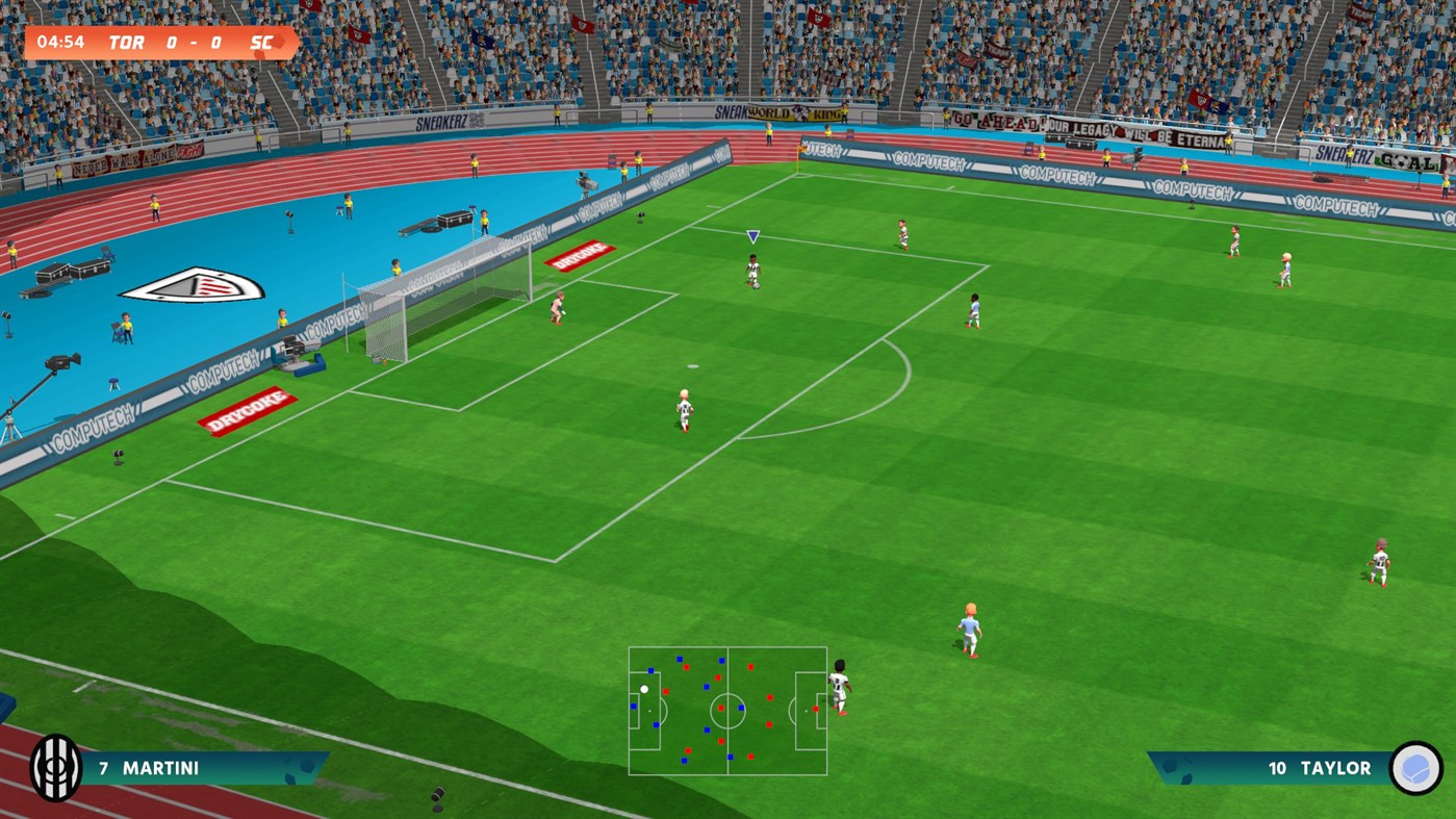 Super Soccer Blast screenshot 28429