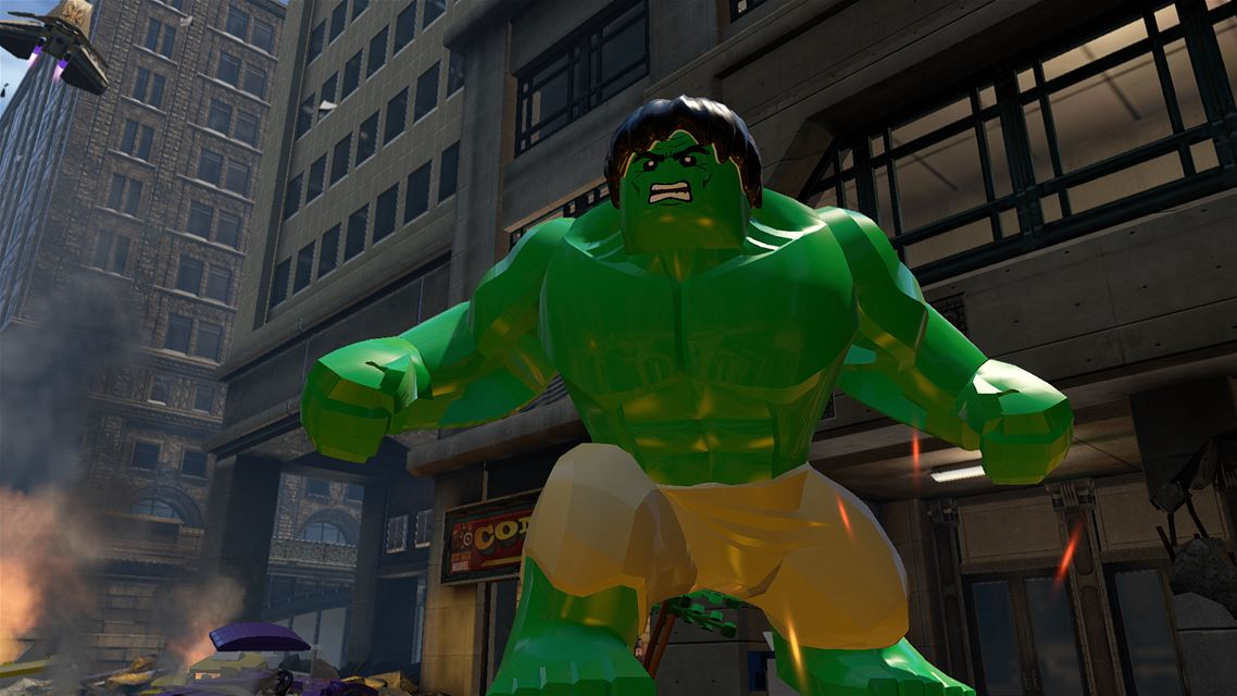 LEGO Marvel's Avengers screenshot 5595