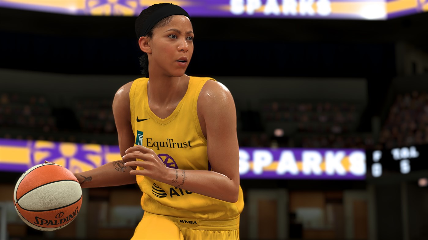 NBA 2K21 screenshot 34057