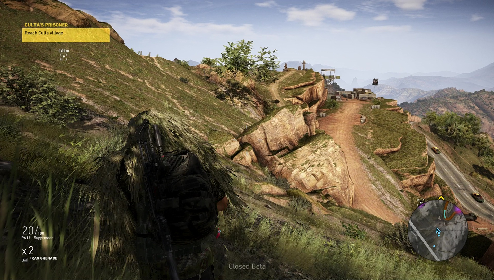 Tom Clancy's Ghost Recon: Wildlands screenshot 9734