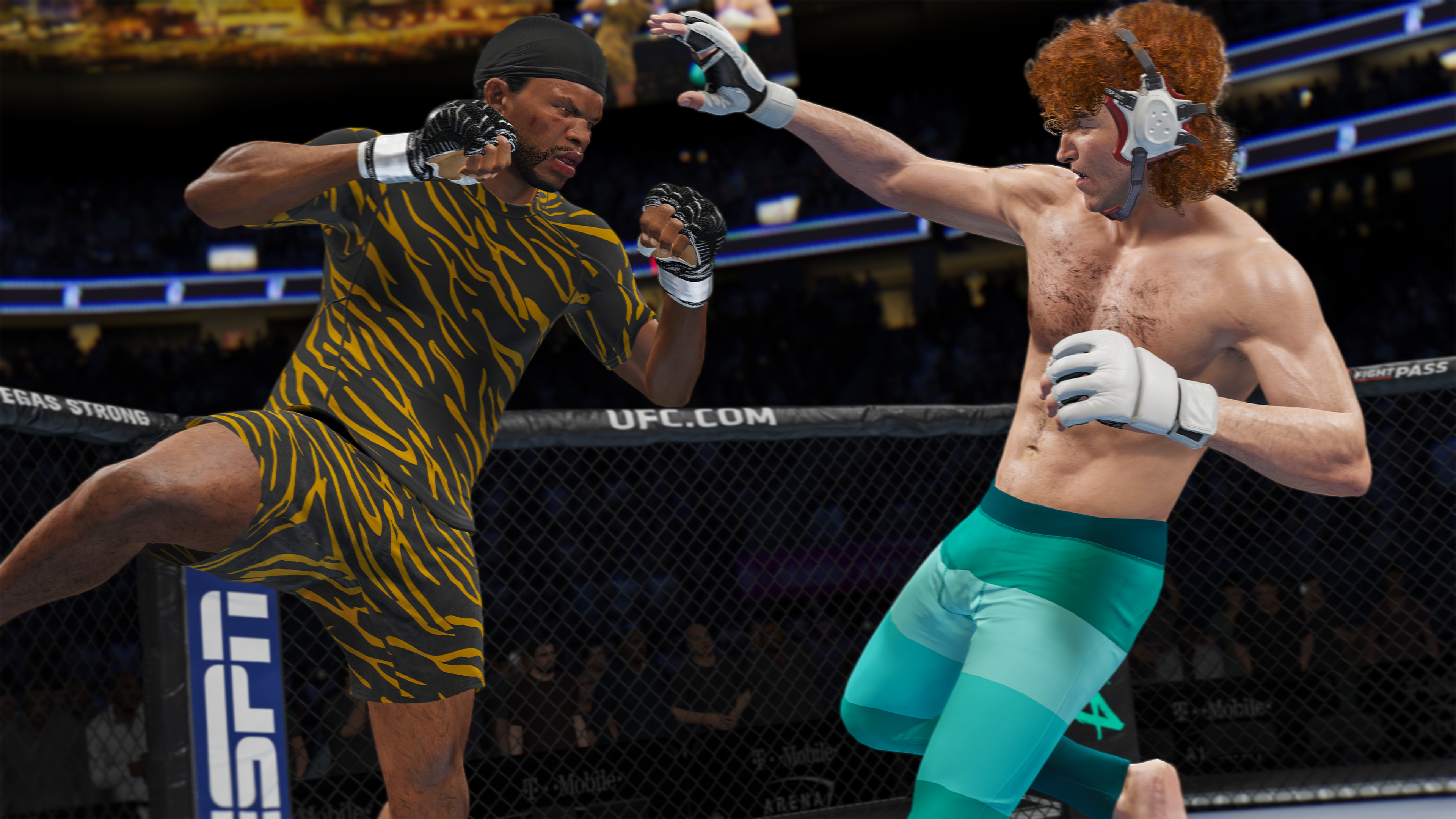 EA Sports UFC 4 screenshot 28954