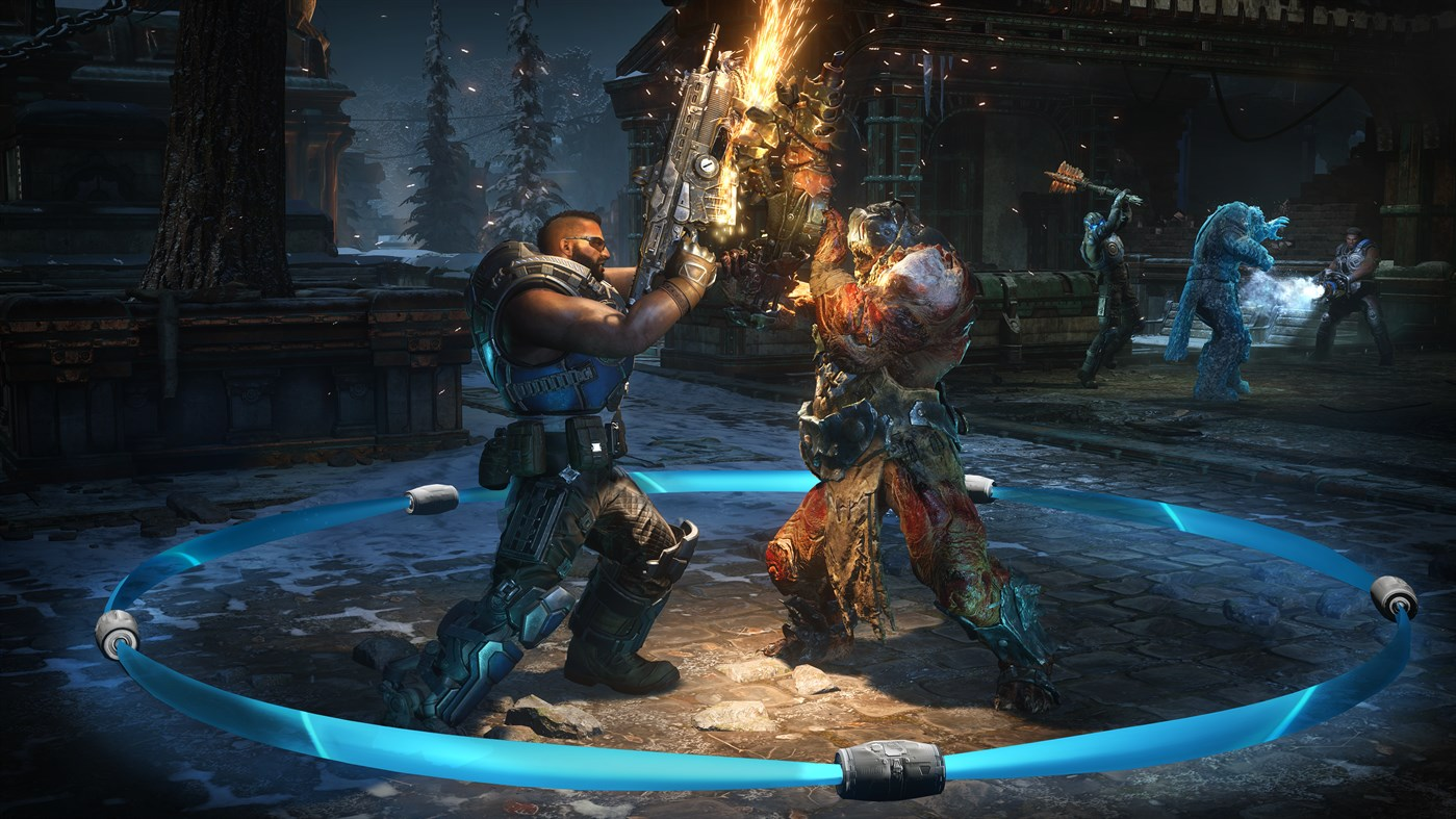 Gears 5 - Operation 4: Brothers in Arms screenshot 29009